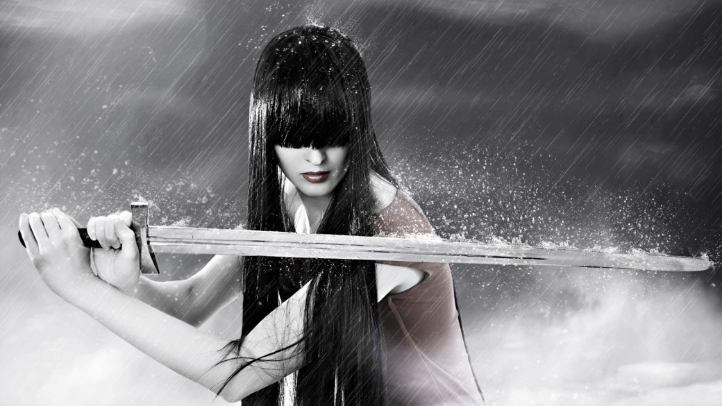 sword-warrior-girl-in-rain-1920x1080